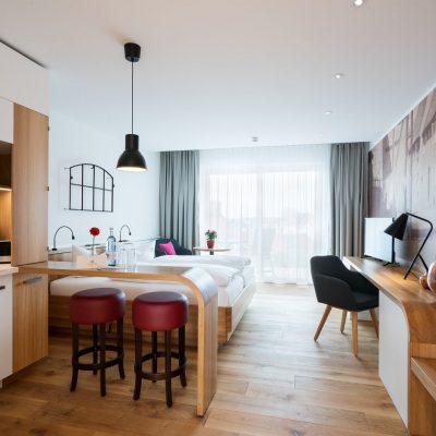 Hof-Suiten in Waren Müritz